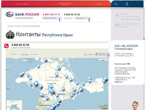 Как в Крыму снять деньги с карты, «ОЧЕНЬ ПРОСТО&raquo